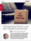 De vijf belangrijkste selectiecriteria voor een Back-up as a Service leverancier