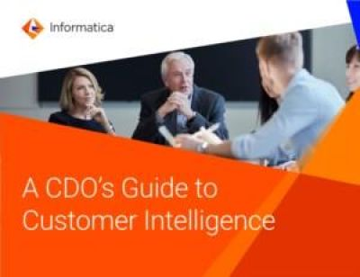 A CDO's Guide to Customer Intelligence