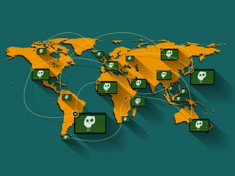 Cybercrime worldwide