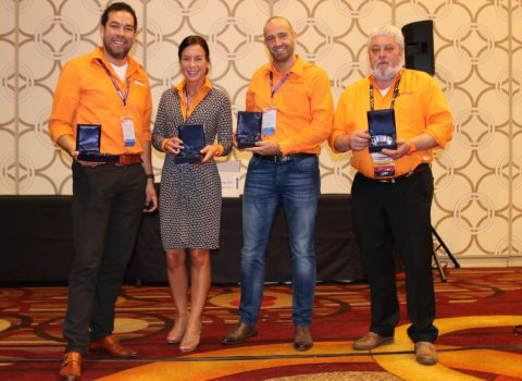Cadmes wint 17 SolidWorks partnerawards