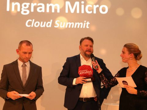 Channel Awards 2016, winnaar distribution program Ingram Micro Cloud Summit