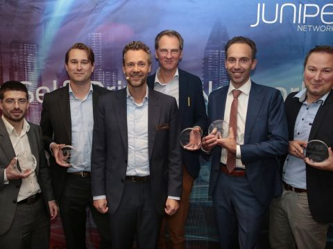 Juniper Channel Contribution Awards.