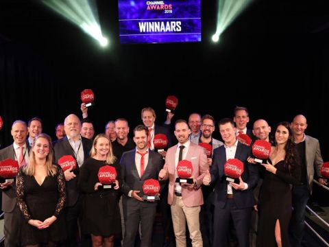 Winnaars Channel Awards 2018
