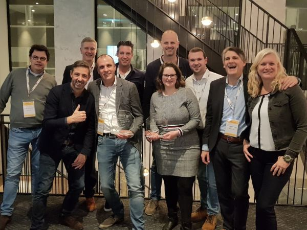 Lantech is Aerohive Partner of the Year | Channelweb nl